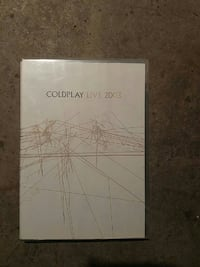 Coldplay live 2003