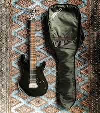 Electric Guitar - Ibanez RG140 (black) Washington, 20001