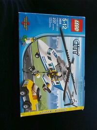 Lego building set Police Helicopter Cooksville, 21723