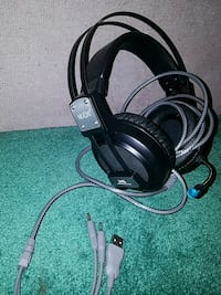 Gaming headphones Nuoxi N5 with voice mic NEW Oakland, 94611