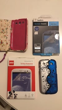 Samsung Galaxy S3   cases and protection film Springfield, 19064