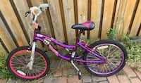 Monster high bike   8-9 Selling because I upgraded Toronto, M9N 3X8