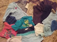 Baby boy clothes 3mn./6mn. 3$ all San Bernardino, 92405
