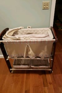 Contours Classique 3 in 1 Bassinet / Changing Table