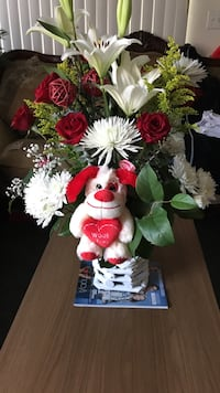 Arrangements different prices depending on sizes for all ocasións 2268 mi