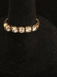 14K Yellow Gold, 0.50 cwts Diamonds Edmonton, T6H