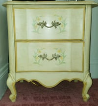 French provincial Dresser and nite stand  Cleveland, 44111
