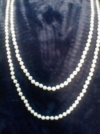 White Cultured Freshwater Pearls    Summerfield, 27358