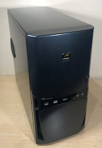 Antch AXT Computer case with DVD drive