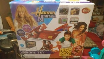 Hannah Montana and High School Musical All In One Video Game
