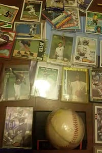 assorted baseball player trading cards Pflugerville, 78660