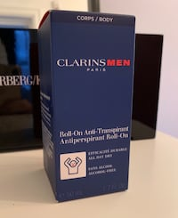 Clarins Men roll-on Deo Göteborg, 415 03