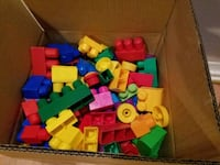 Megabloks First builders blocks 165   Winter Haven