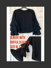 Lots of blouses in like new condition! Wore once Chantilly, 20152