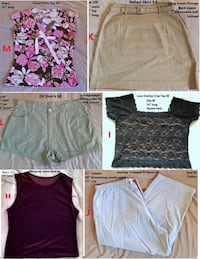 Women's Clothing - Some Name Brand - New/No Tags Medford
