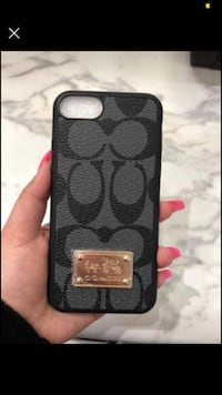 Coach iphone 7/8 case