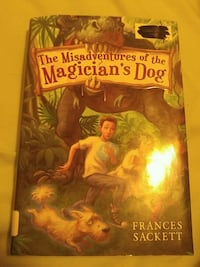 The misadventures of the magicians dog Richmond, V6Y 4C5