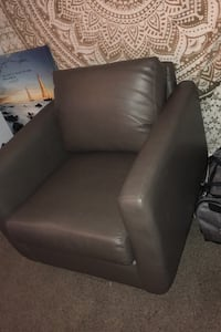 IKEA Comfy Leather chair