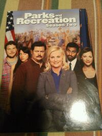 Parks and Recreation season two case Kelowna, V1Y 3E1