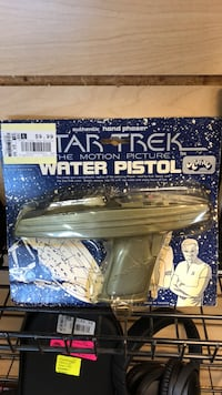 Star Trek Phaser Water Pistol Orland Park, 60462