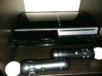 black Sony PS3 slim console Washington, 20032