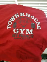 Power House Gym T Shirts