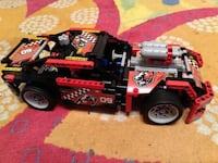 set technic 42041 truck car Treviglio
