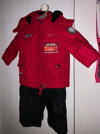 Winter Jacket & Snow pants for 6-12months old