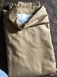 Beige pocket curtains Kitchener, N2E 2K1