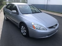 Honda Accord Sdn 2003 Chantilly