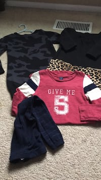 Gap & Gymboree Girls dresses size 5 (3 for $30)