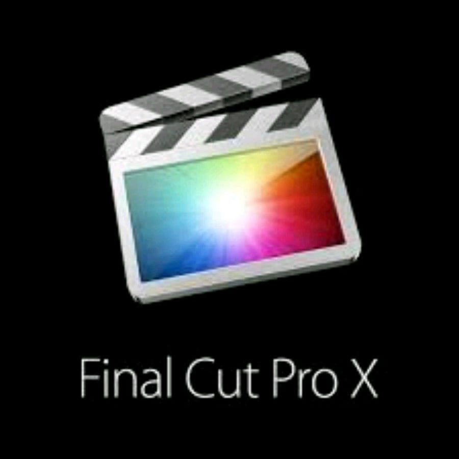 Final Cut Pro X program for sale