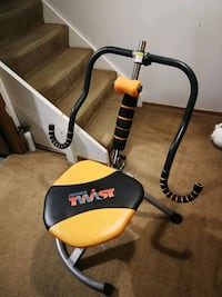 Exercise chair (Ab doer Twist)