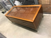 Coffe Table solid wood, good quality New Westminster, V3M 0K3