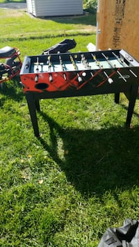 Foos ball table good condition New Castle, 19720