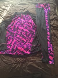 Women's workout outfit