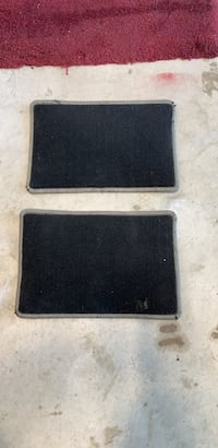 "two 9x12"" car mats  Lompoc, 93436"