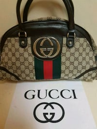 Authentic Gucci handbag  Whitby, L1N 8X2