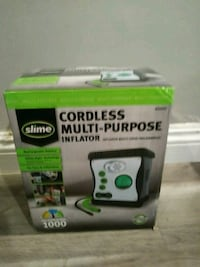 Rechargeable Cordless Multi Purpose Air Inflater Gardena, 90249