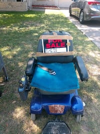 Price for wheelchair is negotiable Fort Worth, 76133