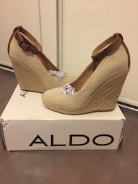 Brand New Aldo Wedges Toronto, M2K 0E2