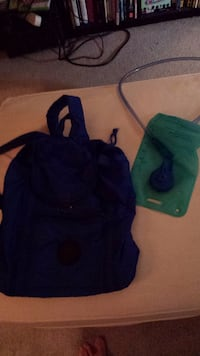 Small backpack with drinking tube Vancouver