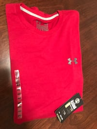 Under Armour Men's Shirt NWT Kansas City, 64131