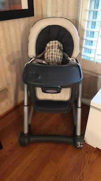 Graco 4 in 1 booster high chair Derwood, 20855