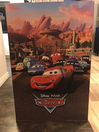 """""""CARS"""" MOVIE PLAQUE Guelph, N1G 5A9"""