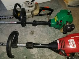 Garden Gas Power Tools