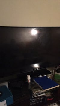 50 inch Westinghouse Black flat screen tv South Range, 54874