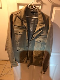 MUST SEE!!! Theory Leather Jacket Fair Lawn, 07410
