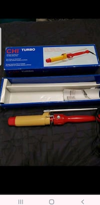 "Chi turbo hair curling iron  1.5"" Mississauga"