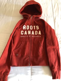 Like New- Ladies Small Roots Sweater $5